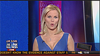 Juliet Huddy Fox and Friends 03/21/12